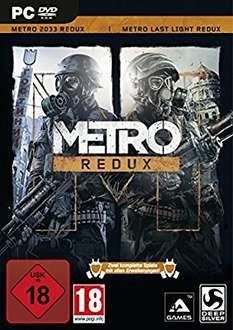 Metro 2033 Redux für Nvidia GeforceNOW Gratis + PC Download Code