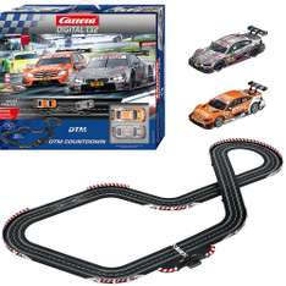 Carrera Digital 132 - DTM Countdown für 199 € statt 249 €