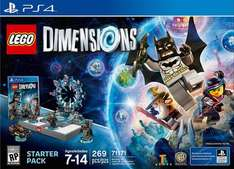 Lego Dimensions Starter