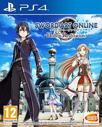 Sword Art Online: Hollow Realization (PS4, UK-Import) für 31,02€ bzw. 28,80€ bei Amazon.co.uk Prime-Test