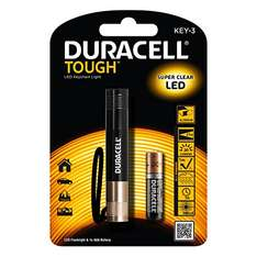 Duracell Tough Personal Mini KEY-3 für 2,12 bei top12.de