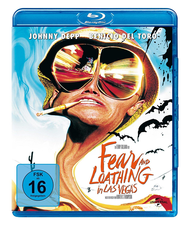 3 Blurays zum Preis von 2 (aus Auswahl): z.B. Fear & Loathing in Las Vegas + Casino + Kick-Ass für 13,89€ [Amazon Prime]