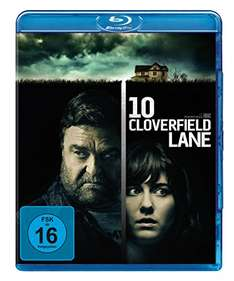 [Amazon Prime] 10 Cloverfield Lane Blu-Ray