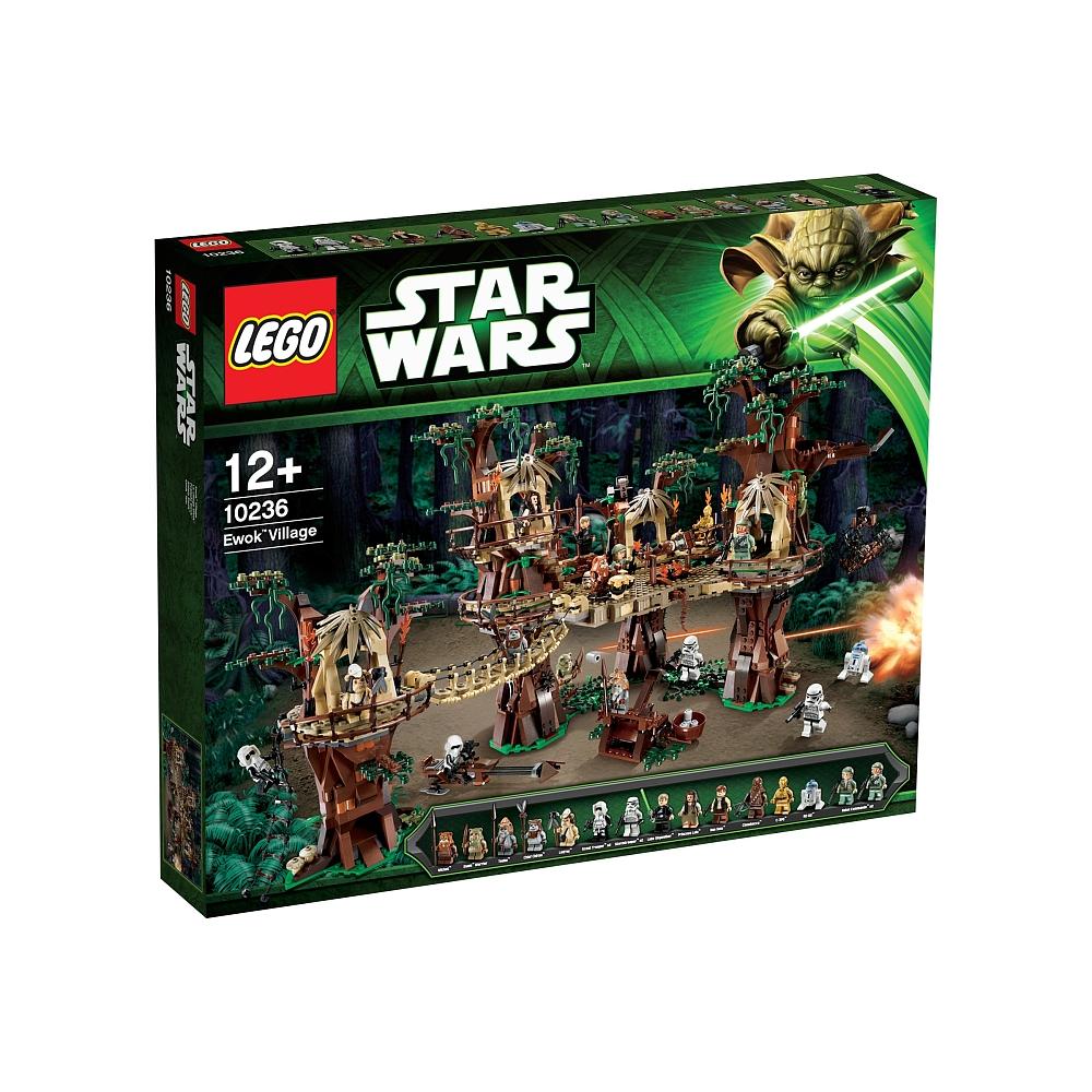 20% Rabatt auf Star Wars bei Toysrus z.B. LEGO® Star Wars 10236 Ewok™ für 199,99 EUR - bald EOL?
