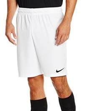 Nike Herren Fußballshorts Park II, ohne Innenslip ab 5,18€ / mit Innenslip ab 3,29€ [Amazon Prime]