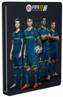 Fifa 17 Steelbook Edition Amazon PS4