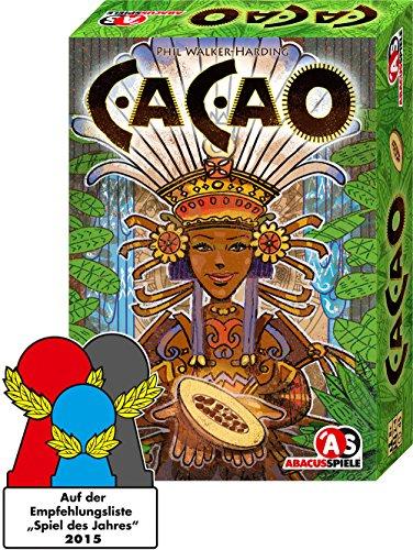 [Amazon] Cacao Legespiel