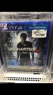 Uncharted 4 A Thief's End für 19€ PS4 - LOKAL MM Karlsfeld München