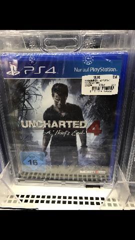 Uncharted 4 A Thief's End für 19€ PS4 - LOKAL MM Karlsfeld München