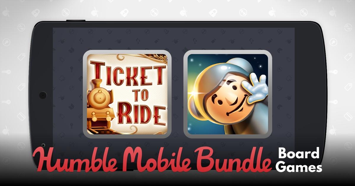 Humble Bundle - Mobile Board Games