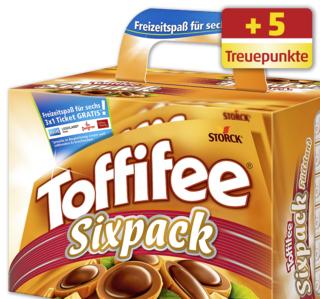 Penny: Sixpack Toffifee (750gr) 5,99€ (Kilopreis unter 8 Euro)