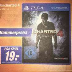 PS4 Uncharted 4- A Thiefs End