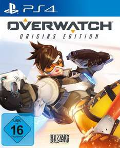 Overwatch: Origins Edition (PS4 / XBO) für 30,99€ [Amazon.co.uk]