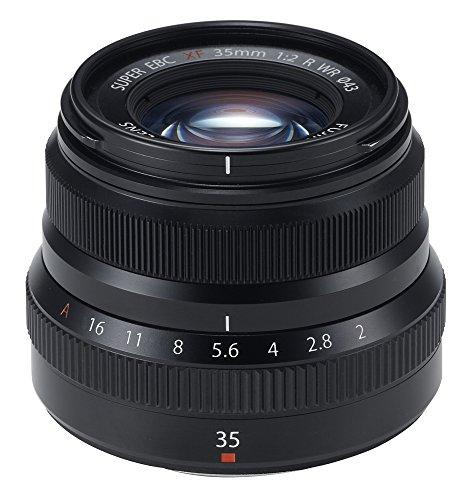 [amazon.COM] Fujifilm Objektiv XF 35mm 2.0 R WR schwarz