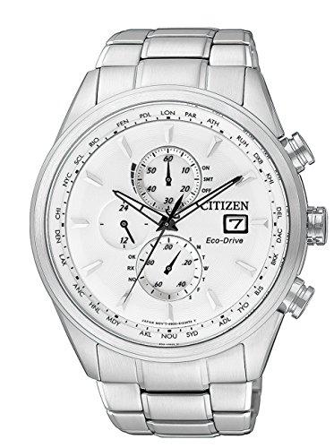 [Amazon.it] Citizen Chronograph AT8011-55A - Eco-Drive, Solar, Funk, Edelstahl, Saphirglas