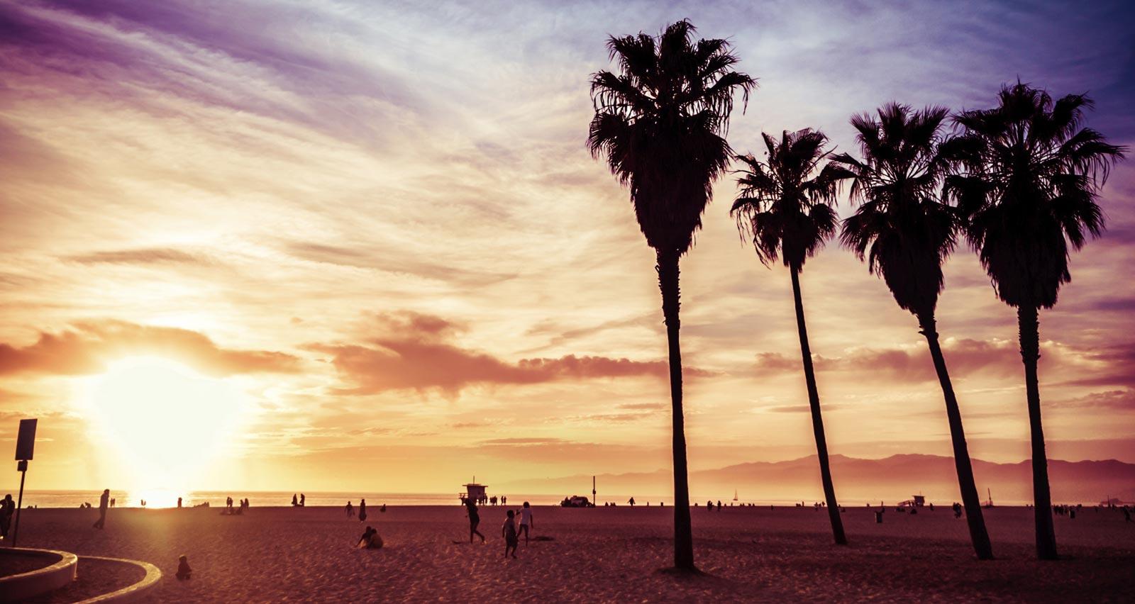 Flüge in den Sommerferien ab DUS / FRA / STR / MUC / BER / NUE / HAM / HAJ nach Los Angeles unter 500€ (AA/BA/IB)