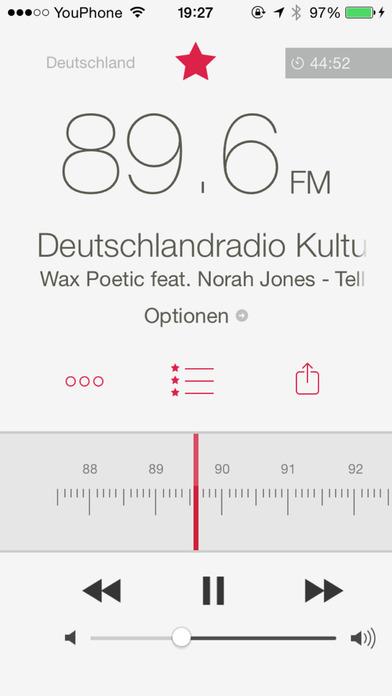 [iOS] RadioApp - Gratis statt 1,99€