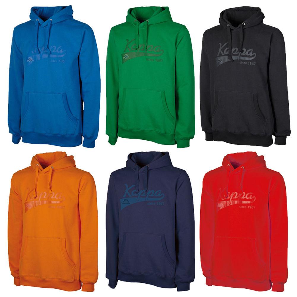 Kappa Sweatshirts/Hoodies nur 16,99€ + VK Statt 30€