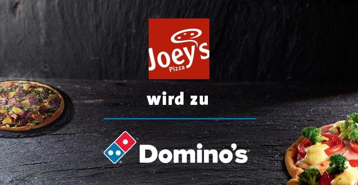 [Lokal] [Joey's] ist jetzt [Domino's] Filiale Darmstadt Süd (Bessungen) 50% Rabatt auf Pizzaklassiker