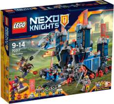 [amazon.co.uk] LEGO Nexo Knights 70317 - Fortrex - Die rollende Festung für 58,64€ inkl. Versand