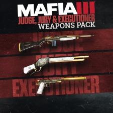 [PS4] [PSN] Mafia III - Richter, Geschworener & Henker Waffenpack