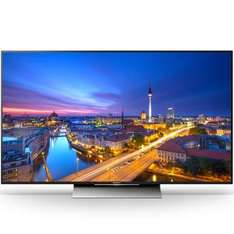 "Sony Bravia 55XD8005 139cm 55"" UHD Android TV @Cyberport"