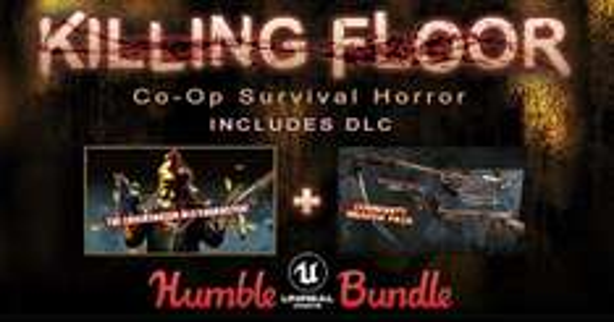 [Steam] Humble Unreal Engine Bundle
