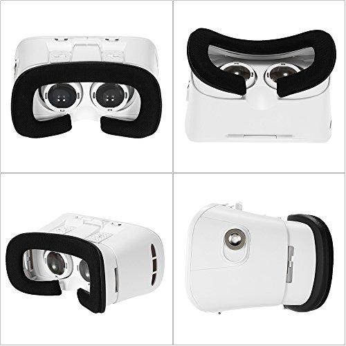 """[amazon] VR-Brille für alle 3,5-6""""-Smartphones"""