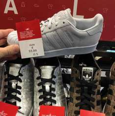 Adidas Superstar 33,90 Euro Lokal in Hannover Foot Locker