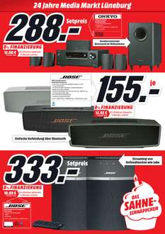 Bose Soundlink Mini II Lokal Media Markt Lüneburg