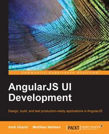 Kostenloser EBook - AngularJS UI Development bei PacktPub.com