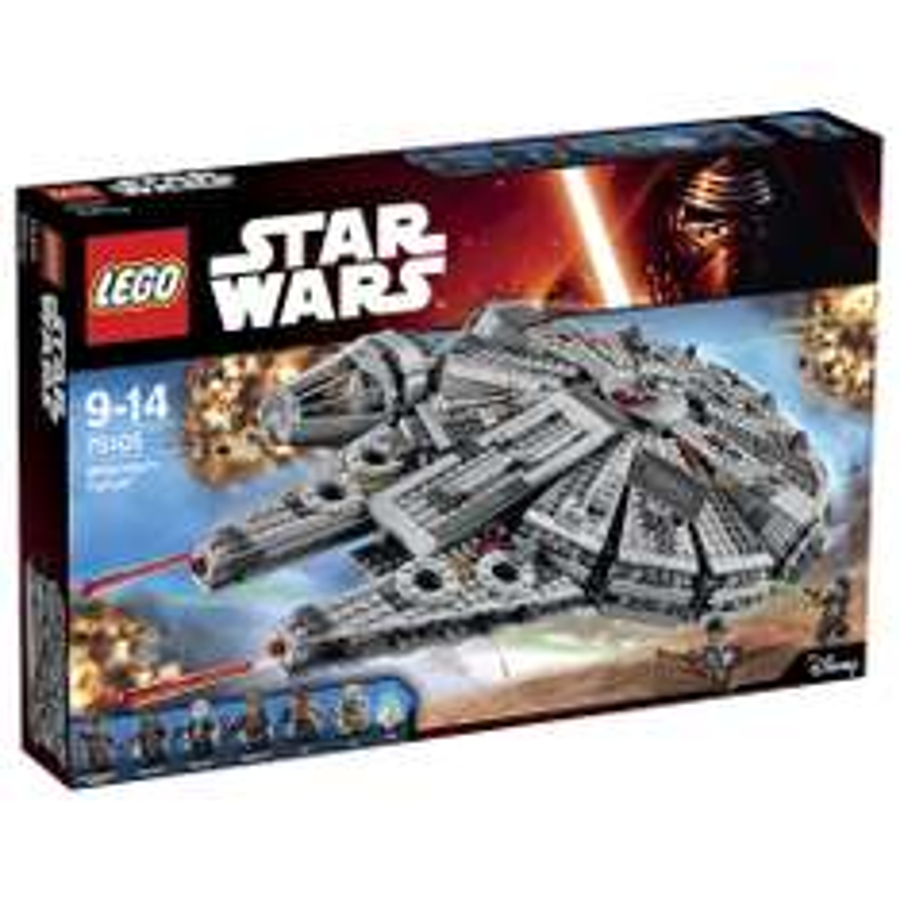 Toys R Us - Lego Millenium Falcon 75105