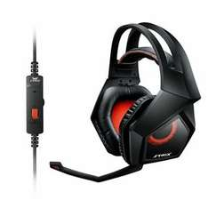 ASUS Strix 2.0 Gaming Headset Klinke, schwarz, PS/PS4/MAC/PC Faltbar schwarz
