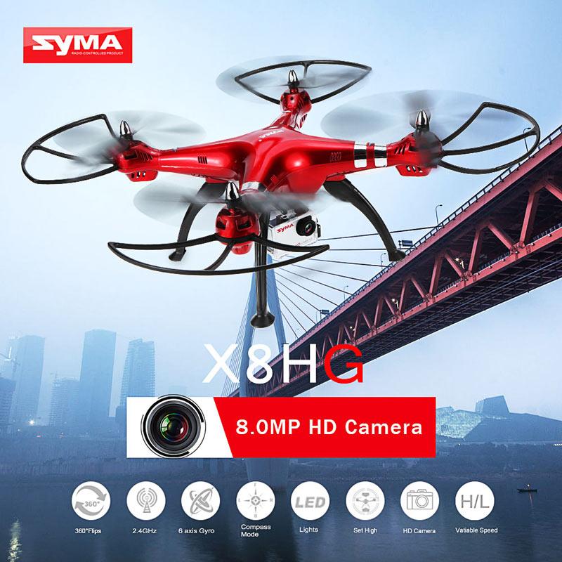 Syma X8HG 8.0MP HD Kamera RC Quadcopter (mit Versand aus Deutschland)