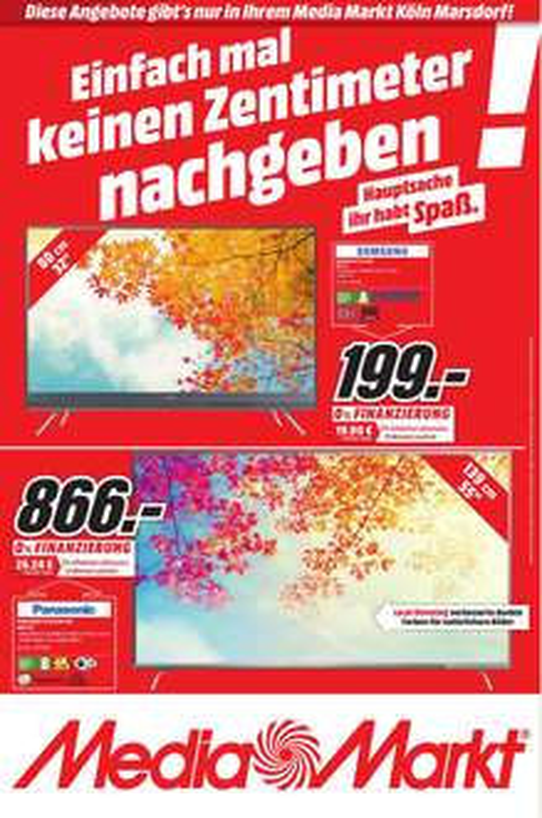 [Lokal MM Köln] Panasonic TX-55CXW704 2015