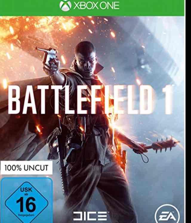 [Media Markt Freiburg] Battlefield 1 Xbox One für 44€