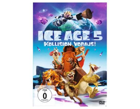Ice Age 5 Kollision voraus als DVD bei ALLYOUNEED