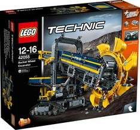 Lego Technic Schaufelradbagger 42055 für 169,99€ bei [bücher.de]