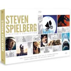 [zavvi] [Blu-ray] Steven Spielberg Directors Collection Blu-ray für 20,69 €