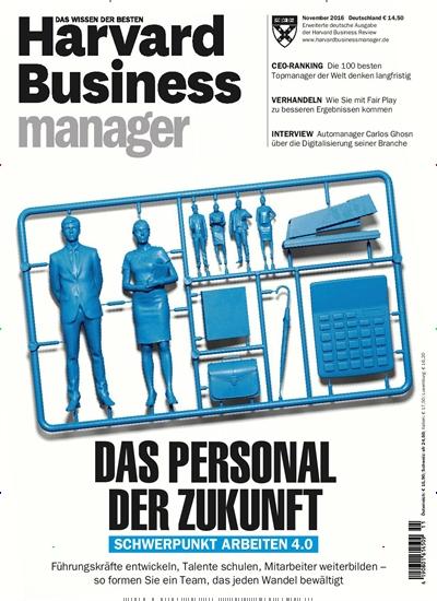 Harvard Businessmanager Magazin für 39,95€ statt 174€ im Jahresabo (12 Ausgaben) - Direktpreis - keine Prämienverrechnung - kein Werber nötig.