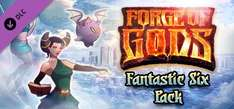 [STEAM] Forge of Gods: Fantastic Six Pack DLC @ MMOBomb