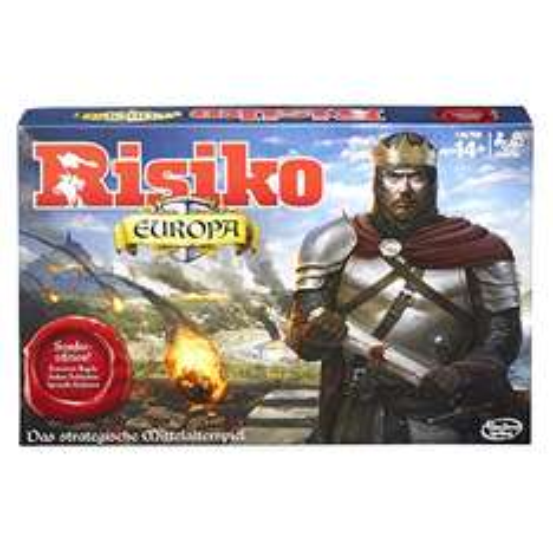 "Brettspiel ""Risiko Europa"" Strategiespiel von Hasbro [Amazon]"