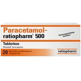 3x Paracetamol Ratiopharm 500mg Tabletten (60 Tabletten!!!) für 5 cent inkl. versand + gratis gutschein z.b. 10% Douglas!!!! (update qipu: Medipolisx0909:48hx095,00 €x09vorgemerkt)