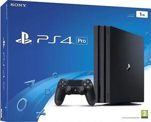 Sony PS4 PRO 1TB für 379,99 € inkl. VSK @ ebay WOW (2% Shoop nicht vergessen!)