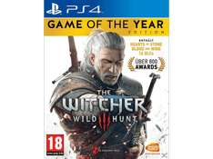 [Mediamarkt Österreich] The Witcher 3: Wild Hunt - Game of the Year Edition (Playstation 4) für 34,99€ inc. Versand nach Deutschland