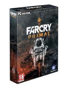 Far Cry Primal: Collectors Edition inkl. Legenden des Mammut DLC (Xbox One) für 37,65€ & (PC) für 42,61€ [Games2Game]