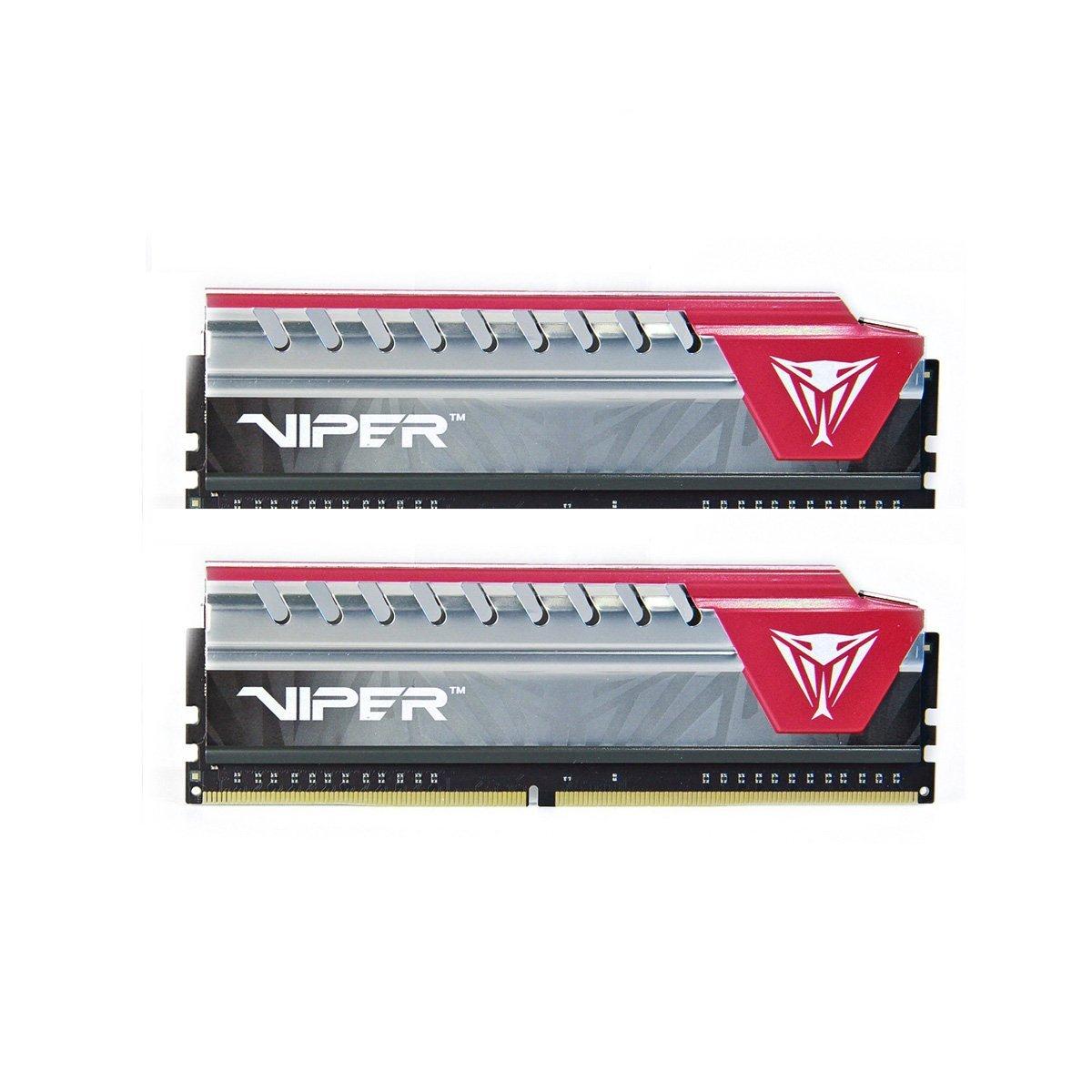 Patriot Memory Viper Elite Series DDR4 16GB 2400 MHZ Arbeitsspeicher RAM [Amazon]