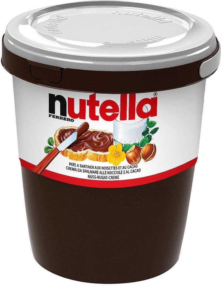 Nutella Eimer 3kg [Metro]