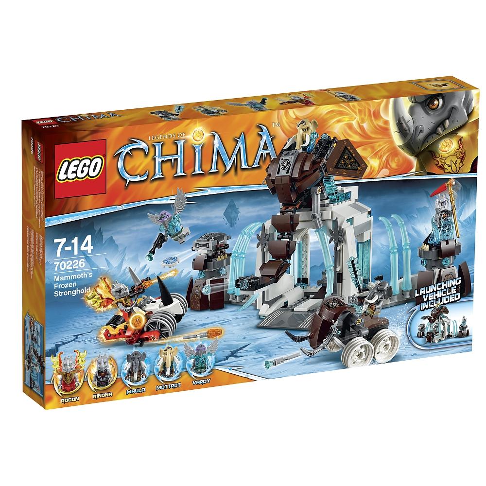 Lego Chima 70226 - Die Eisfestung der Mammuts für 29,98€ bei Abholung @ [ToysRUs] + mit Amazon Prime