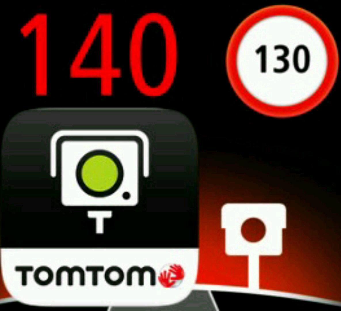 Radarkamera-Updates für 1 Jahr für Euer TomTom-Navigationsgerät (50% Rabatt)
